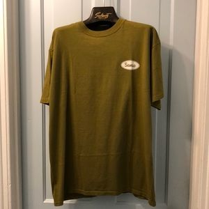 Samus Metroid Bounty Hunter vintage tshirt sz L